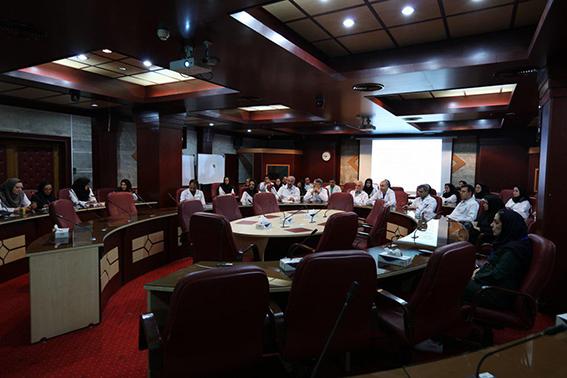 برگزاری دویستمین جلسه شورای پژوهشی و اخلاق پزشکی مرکز