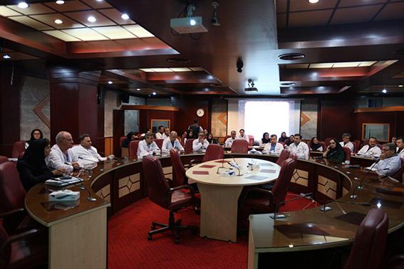 برگزاری 203 جلسه شورای پژوهشی و کمیته اخلاق در پژوهش در مرکز قلب و عروق شهید رجایی